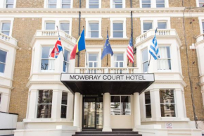Отель Mowbray Court Hotel  Лондон